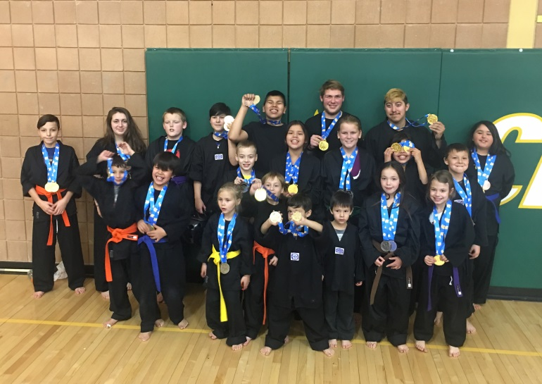 Prince Ogitchita Martial Arts Systems Students to Represent Canada In Martial Arts