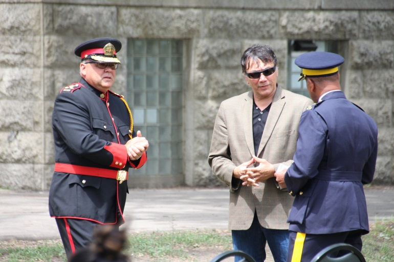 Rick Head Sworn in as Chief of Manitoba First Nations Police Service